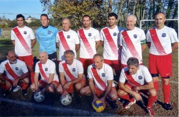 Τέλος για το 2019 οι αγωνιστικές δραστηριότητες των παλαιμάχων ποδοσφαιριστών ΓΑΣ&ΠΑΕΒΕΡΟΙΑ