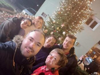 Ξεπέρασε κάθε προσδοκία η Χριστουγεννιάτικη γιορτή του Πολιτιστικού Συλλόγου Αγίου Γεωργίου