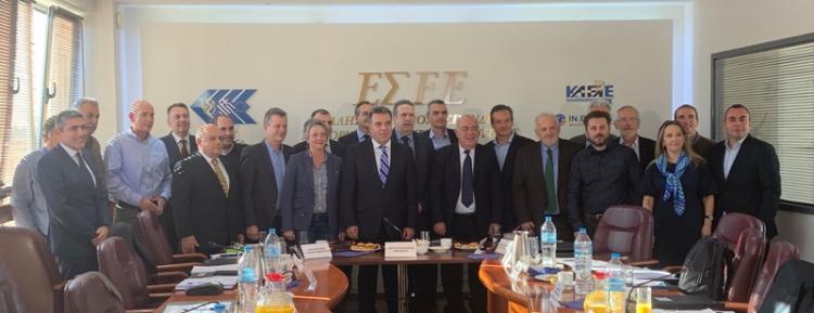 Μάνος Κόνσολας : «Η τουριστική ανάπτυξη πρέπει να συναντηθεί με το εμπόριο»