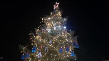 Χιονισμένο θα ανάψει το χριστουγεννιάτικο δέντρο στο Σέλι