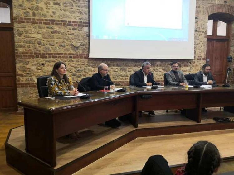 Το 3ο Δημοτικό Συμβούλιο Παίδων πραγματοποιήθηκε στη Βέροια
