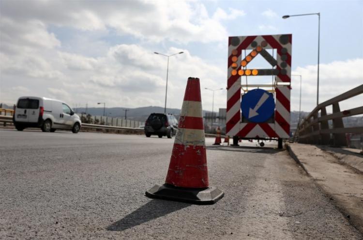 Προσωρινές κυκλοφοριακές ρυθμίσεις στην εθνική οδό Αθηνών - Θεσσαλονίκης