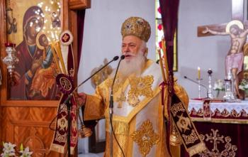 Εορτάστηκε η μνήμη του Αγίου Σπυρίδωνος στην Κουλούρα