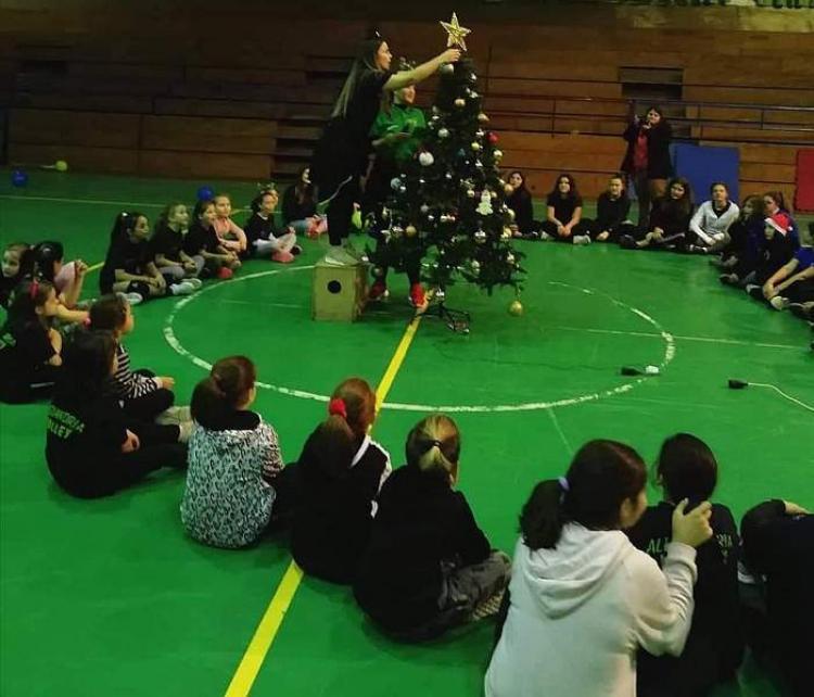 Χριστουγεννιάτικη Παιδική Γιορτή