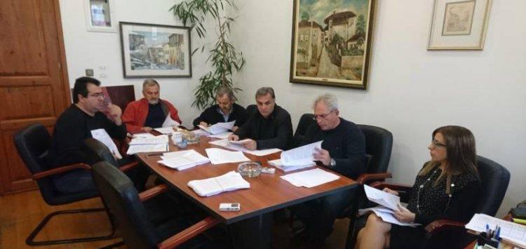 Με 24 θέματα ημερήσιας διάταξης συνεδριάζει την Τρίτη η Οικονομική Επιτροπή Δήμου Βέροιας