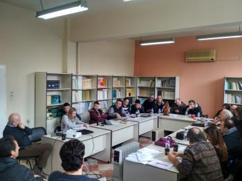 Συνάντηση φορέων στο Τ.Φ.Ο.Δ.Ν. στα πλαίσια του έργου FF-IPM