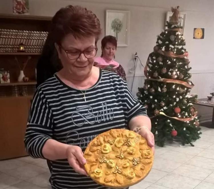 Ευχές για καλές γιορτές στο ΚΑΠΗ Προμηθέα
