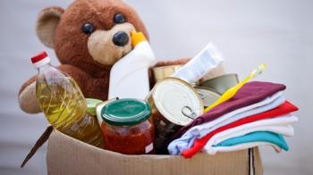 Συλλογή τροφίμων και παιχνιδιών στο Κοινωνικό Παντοπωλείο του Δήμου Βέροιας