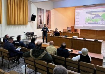 Ευχαριστήριο για τη συμμετοχή των φορέων της περιοχής στην πρώτη θεματική διαβούλευση του ΣΒΑΚ της πόλης της Αλεξάνδρειας