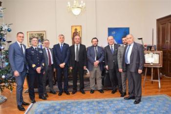 Ιταλικός κολοσσός με έσοδα άνω των 12 δισεκατομμυρίων ευρώ ενδιαφέρεται να επενδύσει στη Μακεδονία και τη Θράκη
