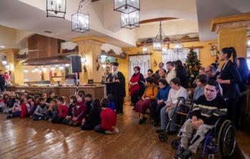 Χριστουγεννιάτικη Εκδήλωση του ΚΕ.Μ.Α.Ε.Δ. Βεροίας. Τιμητική διάκριση στην Εθελόντρια Διευθύντρια κ. Μελίνα Δαμιανίδου