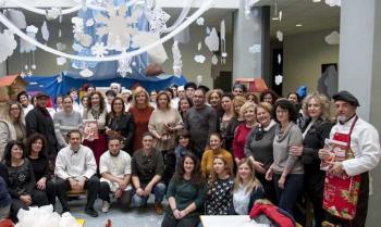 Πετυχημένη η χριστουγεννιάτικη εκδήλωση για τα παιδιά των Παιδικών, των Βρεφονηπιακών σταθμών και του ΚΔΑΠ και ΚΔΑΠ ΜΕΑ Νάουσας