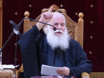 Εκοιμήθη ο π.Γεώργιος Μεταλληνός