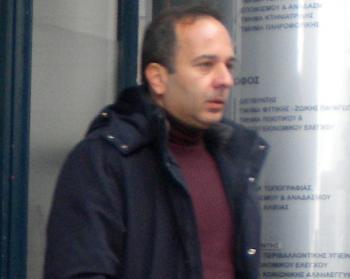 Οικογενειάρχης που προσπαθεί να υπερασπισθεί το μόχθο του και ουχί πολιτικός ο Χρήστος Βοργιάδης