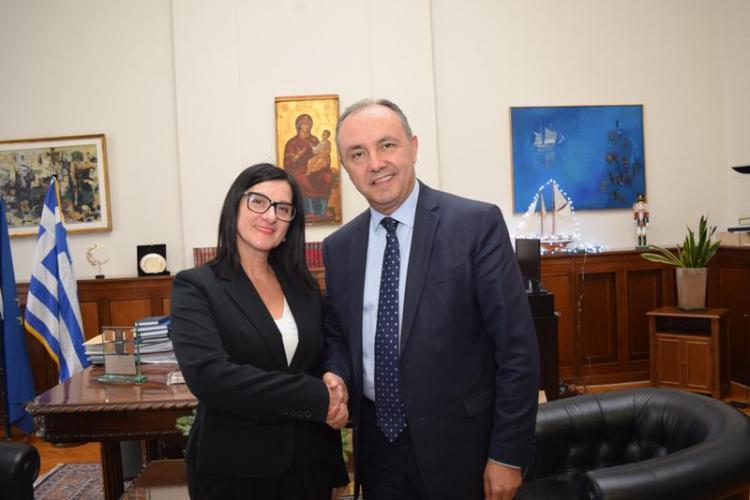 Σειρά επαφών του κ. Θ.Καράογλου με τις προξενικές αρχές βαλκανικών χωρών ενόψει του 2ου BALKAN FORUM