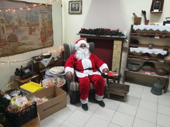Χριστουγεννιάτικη παιδική γιορτή της Ευξείνου Λέσχης Βέροιας