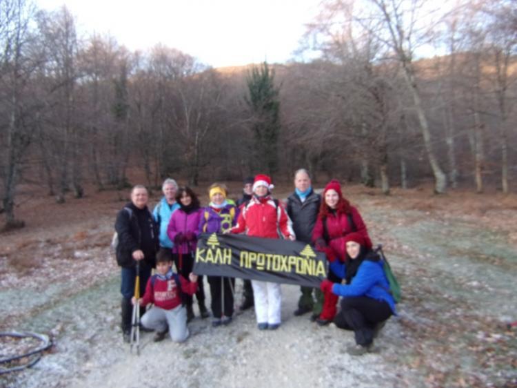 ΒΕΡΜΙΟ, ΚΟΥΜΑΡΙΑ – 5 ΠΥΡΓΟΙ  1750 μ, Κυριακή 29 Δεκεμβρίου 2019, με τους Ορειβάτες Βέροιας