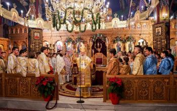 Ετήσια σύναξη Αναγνωστών και Ιεροπαίδων της Ιεράς Μητροπόλεως Βεροίας