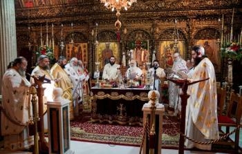 Η αρχαιοπρεπής Θεία Λειτουργία του Αγίου Ιακώβου στο Μητροπολιτικό Ναό Βεροίας