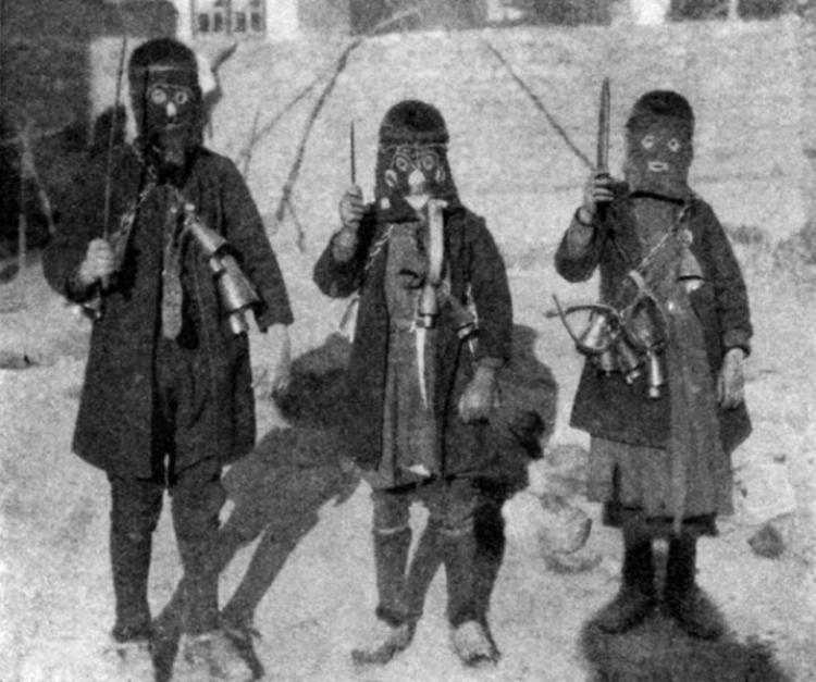 Λιγουτσιάρηδες Αρμάνων/Βλάχων Βέροιας - Του Γιάννη Τσιαμήτρου