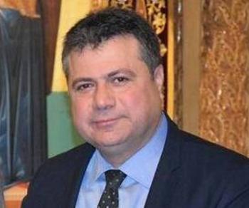 Aπό πρόεδρος του δημοτικού συμβουλίου, γενικός γραμματέας του δήμου Αλεξάνδρειας, ο Δημήτρης Ράπτης