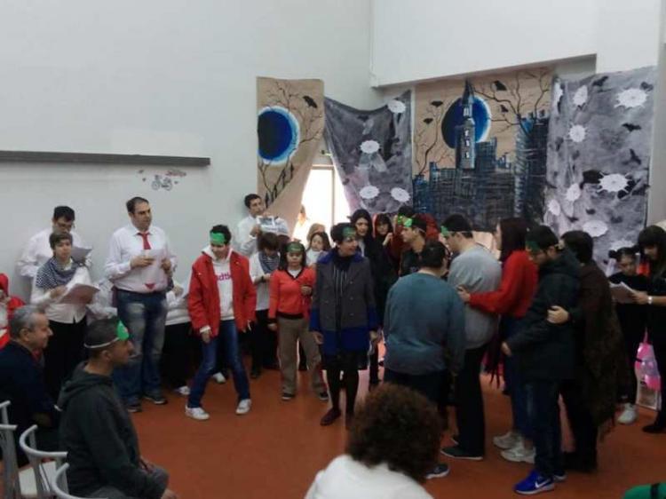 Επιτυχημένη η χριστουγεννιάτικη γιορτή που διοργάνωσαν «Τα Παιδιά της Άνοιξης» με το 1ο Γυμνάσιο Αλεξάνδρειας