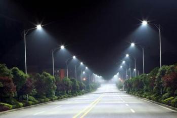 Mε λαμπτήρες LED όλος ο φωτισμός της Κεντρικής Μακεδονίας