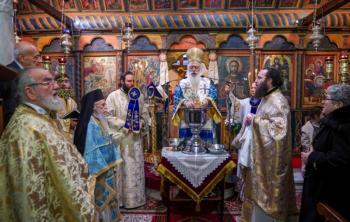 Κυριακή προ των Φώτων στον Ιερό Ναό Αγίου Γεωργίου Βεροίας