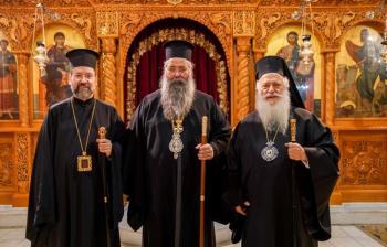 Κοπή Βασιλόπιτας για τους Κατηχητές και τους Κυκλάρχες της Ιεράς Μητροπόλεως Βεροίας