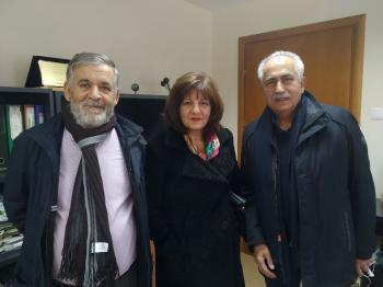 Μικρομεσαίες επιχειρήσεις του πρωτογενή τομέα επισκέφθηκε η βουλευτής Φρόσω Καρασαρλίδου