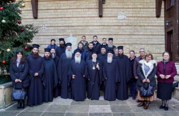 Επίσκεψη του Μητροπολίτου Βεροίας στο Οικουμενικό Πατριαρχείο