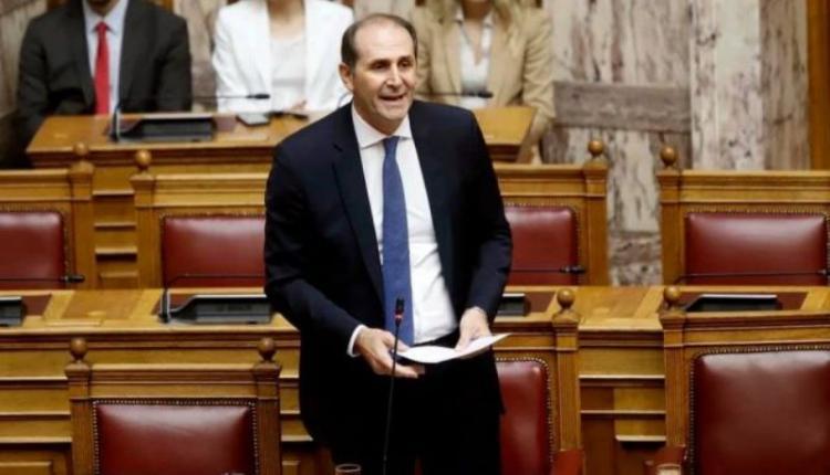 Απ. Βεσυρόπουλος : «Σταδιακή κατάργηση εισφοράς αλληλεγγύης και τέλους επιτηδεύματος το 2020»