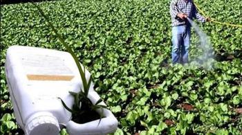 Θετικό το σχέδιο νόμου για την ορθολογική χρήση γεωργικών φαρμάκων