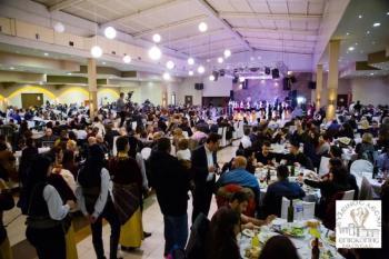 Mε μεγάλη επιτυχία ο ετήσιος χορός της Ευξείνου Λέσχης Επισκοπής Νάουσας