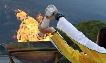 Από τη Βέροια θα περάσει την Κυριακή η Ολυμπιακή Φλόγα