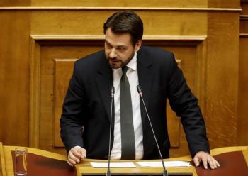 Στη Βουλή το αίτημα για μείωση του Ειδικού Φόρου Κατανάλωσης στο πετρέλαιο θέρμανσης έφερε ο βουλευτής Ημαθίας Τ.Μπαρτζώκας