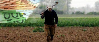 Καταβάλλεται από τον ΟΠΕΚΕΠΕ στους αγρότες το 70% της βασικής ενίσχυσης για το 2017