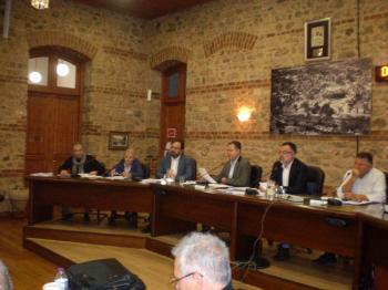 Με 2 θέματα ημερήσιας διάταξης συνεδριάζει τη Δευτέρα το Δημοτικό Συμβούλιο Βέροιας, θα προηγηθεί ειδική συνεδρίαση