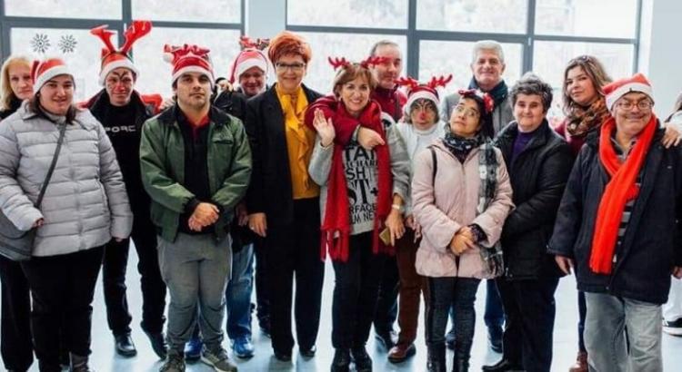 Δώρα Μπαλτατζίδου : «Πετυχημένες οι χριστουγεννιάτικες εκδηλώσεις, ήδη δουλεύουμε για την αποκριά της Νάουσας»