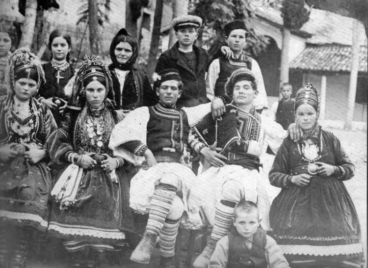 Βλάχικα τραγούδια (ελληνόφωνα-βλαχόφωνα) - Του Τσιαμήτρου Γιάννη