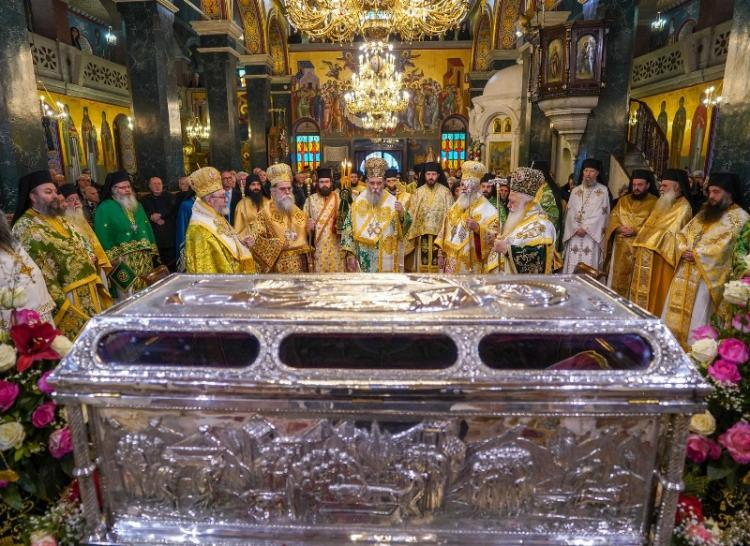 Η Βέροια τίμησε τον Πολιούχο της, Όσιο Αντώνιο το Νέο