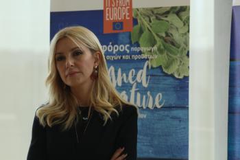 Φ.Αραμπατζή : «Αναγκαιότητα η αιγοπροβατοτροφία, που δεν είναι απλά προσανατολισμένη στην αγορά αλλά ανταποκρίνεται στη ζήτηση»