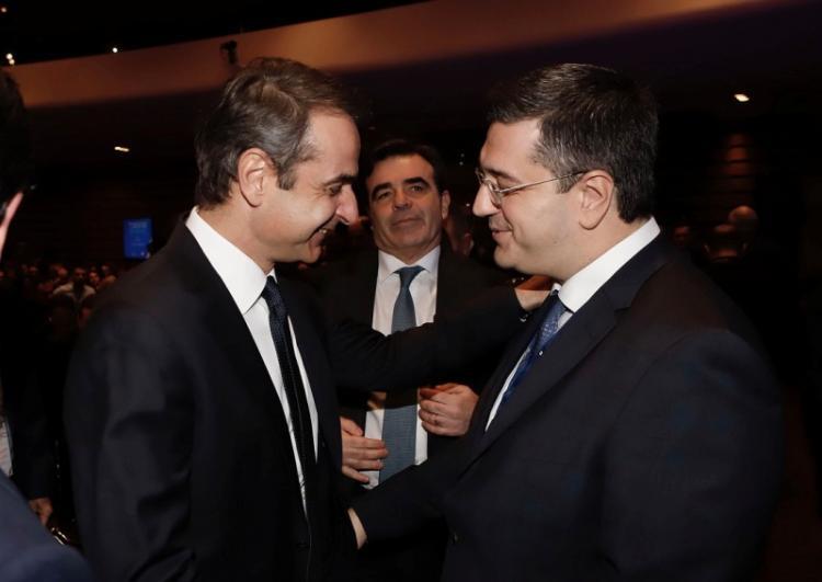 5 προτάσεις για το νέο ΕΣΠΑ 2021-2027 κατέθεσε ο Πρόεδρος της ΕΝΠΕ, Περ/χης Κ.Μακεδονίας Απ.Τζιτζικώστας στο Εθνικό Αναπτυξιακό Συνέδριο