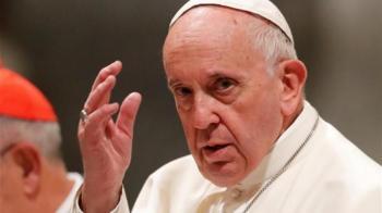 Στα βήματα του Αποστόλου Παύλου ο Πάπας Φραγκίσκος! Στάση Βέροια;