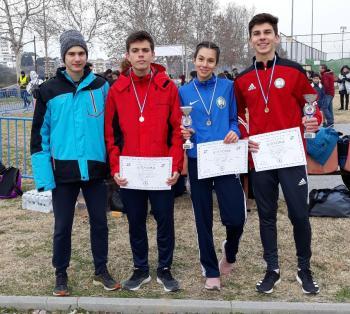 Πέντε μετάλλια και πολλές καλές θέσεις από τους αθλητές του Ο.Κ.Α. Βικέλα Βέροιας