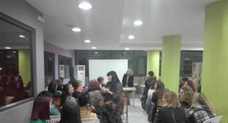 Πραγματοποιήθηκε η κοπή Πίτας του Κοινωνικού Πανεπιστημίου Ενεργών Πολιτών Αλεξάνδρειας