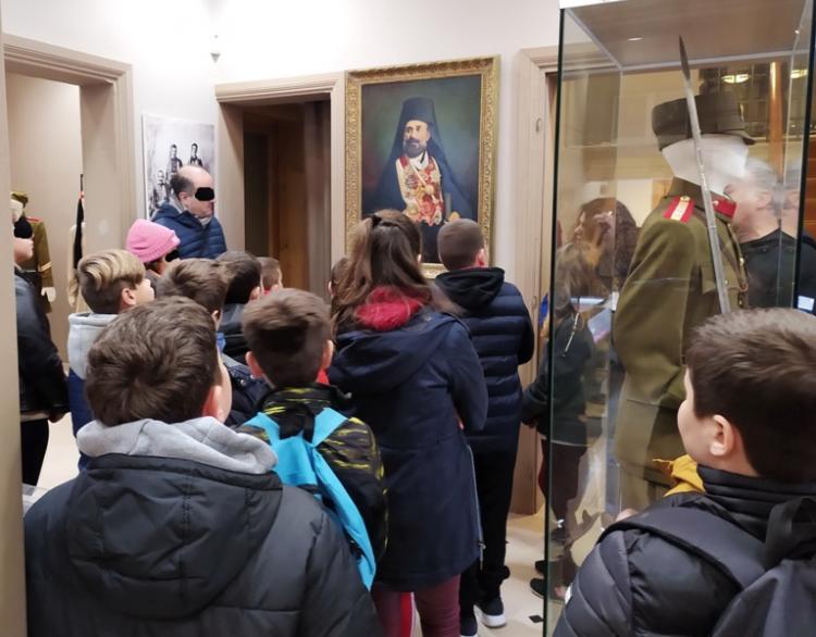 Το «Δημοτικό Σχολείο ΚΑΒΑΣΙΛΩΝ» στο Βλαχογιάννειο Μουσείο
