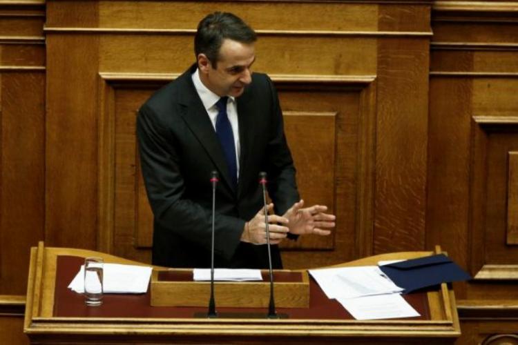 Κ. Μητσοτάκης : Πρόταση ελευθερίας και χειραφέτησης το νομοσχέδιο για τα ΑΕΙ