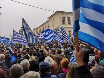 Έτοιμος για νέους αγώνες ενάντια στη συμφωνία των Πρεσπών ο Αντώνης Καγκελίδης!