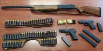Συνελήφθη 36χρονος στην Αλεξάνδρεια για παράνομη οπλοκατοχή
